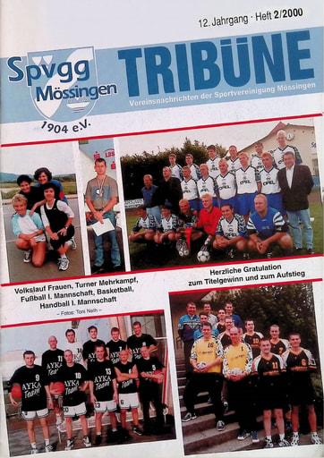 Spvgg Tribüne 2000-2