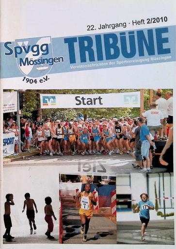 Spvgg Tribüne 2010-2