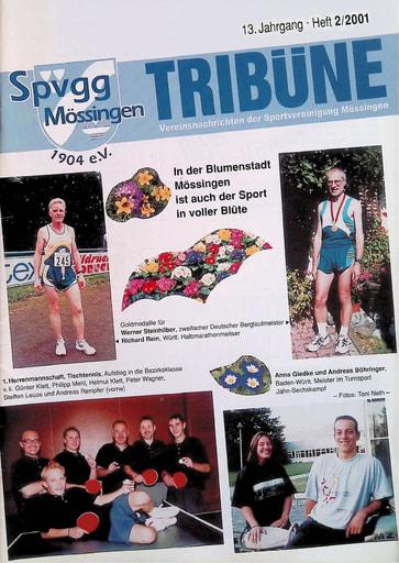 Spvgg Tribüne 2001-2