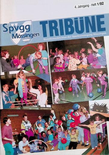 Spvgg Tribüne 1992-1