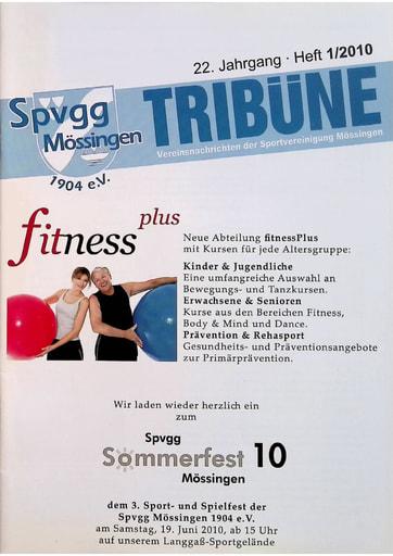 Spvgg Tribüne 2010-1